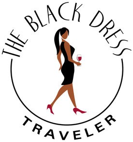 THE BLACK DRESS TRAVELER – CHÂTEAU DE CHAUSSE