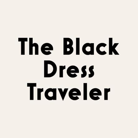 THE BLACK DRESS TRAVELER – CHÂTEAU DE CHAUSSE